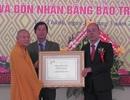 Đền, chùa Gám đón Bằng bảo trợ UNESCO Việt Nam