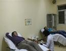 Vượt hơn 200 cây số để hiến máu cứu người