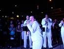 """Ban nhạc Hạm đội 7 Hải quân Mỹ hát """"Nối vòng tay lớn"""" tại Đà Nẵng"""