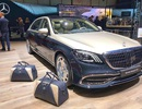 """Vượt qua """"ải 116"""", Mercedes-Benz đưa thêm nhiều xe mới về Việt Nam"""