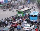 Hà Nội: Một ngày hỗn loạn của buýt nhanh BRT