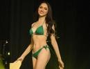 Hương Giang trình diễn điêu luyện trong phần thi bikini