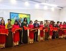 Nữ hoạ sĩ Văn Dương Thành khai mạc triển lãm nhân ngày 8/3
