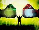 Android đánh bại iOS về mức độ trung thành của người dùng