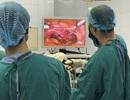 Bệnh viện Nam Thăng Long: Phẫu thuật nội soi cắt tử cung hoàn toàn bằng dao siêu âm