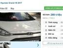 Những chiếc ô tô đời 2017 này đang rao bán tầm giá trên dưới 300 triệu tại Việt Nam