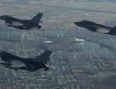 Mỹ - Hàn bắt đầu tập trận kéo dài 1 tháng