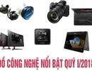 10 thiết bị công nghệ độc đáo trình làng ở Việt Nam trong quý I/2018
