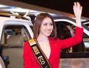Thư Dung chính thức lên đường dự thi Miss Eco International 2018
