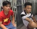 Trinh sát Sài Gòn truy đuổi hơn 10km bắt gọn 2 tên cướp giật