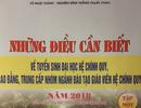 """Nhà Xuất bản GDVN thừa nhận sai sót trong cuốn """"Những điều cần biết…"""" 2018"""