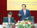 """Bộ trưởng Đào Ngọc Dung: Bao giờ dừng việc """"đi xin"""" ngành khác thông tin thất nghiệp?"""