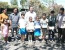 Bộ GD&ĐT hỗ trợ gia đình thầy giáo và học sinh bị cháy nhà ở Cà Mau