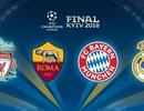 Điểm danh bốn đội bóng góp mặt ở bán kết Champions League