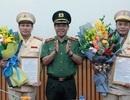 Công an Hà Nội có 2 Phó Giám đốc mới