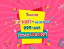 Ngày Hội Du Lịch HCM - Khuyến mại 999 tour đồng giá vé 99.000 đồng