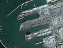 Nga di dời 11 tàu chiến khỏi cảng Syria sau cảnh báo tấn công của ông Trump