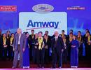 Amway Việt Nam lần thứ 4 nhận giải thưởng Rồng vàng 2017-2018