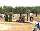 Kinh hoàng phát hiện thi thể một phụ nữ cháy tại bãi đất trống