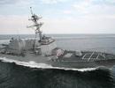 12 tàu chiến Mỹ áp sát Syria