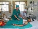 Cứu sống một bệnh nhân vỡ tim do ngã trên đỉnh mỏ đá