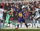 Barcelona tiến gần ngôi vô địch La Liga tại Balaidos?