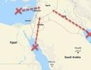 """""""Kế nghi binh"""" của Mỹ trong cuộc không kích rung chuyển Syria"""