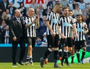 Nhìn lại thất bại muối mặt của Arsenal trên sân Newcastle