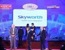 Skyworth Việt Nam được vinh danh tại giải thưởng Rồng Vàng lần thứ 17