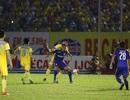Thua đậm Khánh Hoà, B.Bình Dương có nguy cơ mất vị trí thứ ba V-League