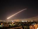 Hình ảnh tranh cãi về tuyên bố bắn hạ 71 tên lửa Mỹ của Syria