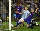 Chơi thiếu người, Barcelona hòa thất vọng Celta Vigo