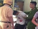 Hà Nội: Bắt nghi phạm dùng súng cướp tiệm vàng trên phố