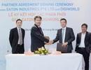 Tập đoàn Quản lý Năng lượng Eaton hợp tác phân phối với Digiworld