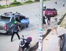 Hai nhóm thanh niên nổ súng giải quyết mâu thuẫn giữa đường
