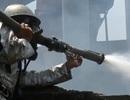 Cháy nổ tại xưởng gỗ, công nhân nháo nhào dập lửa