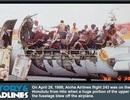 Những vụ tai nạn hi hữu khi hành khách bị hút khỏi máy bay
