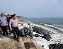 Khẩn cấp sửa chữa kè biển Cửa Đại trước mùa mưa