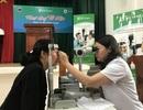 Bệnh viện Mắt Hà Nội 2 đào tạo chuyên khoa mắt cho bác sĩ hải quân