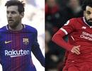 Cuộc đua Chiếc giày vàng châu Âu: Messi sẽ vượt qua Salah?