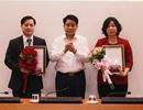 Hà Nội bổ nhiệm 2 phó giám đốc sở