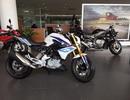 BMW đưa hai mẫu môtô 310cc về Việt Nam
