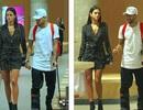 Dính chấn thương nặng, Neymar vẫn đưa bạn gái xinh đẹp đi mua sắm