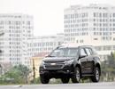 Trailblazer - SUV 7 chỗ đầu tiên của Chevrolet có mặt tại Việt Nam
