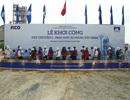 Khởi công Dây chuyền 2 - Nhà máy xi măng Tây Ninh có công nghệ tiên tiến nhất hiện nay
