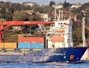 Tàu hàng Nga chở vũ khí tới Syria sau vụ không kích?