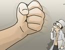 Hành hung thầy thuốc là chống người thi hành công vụ?