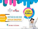 Hội thảo du học Singapore 2018 với cơ hội học bổng hấp dẫn