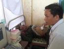 Hơn 500 người dân vùng biên giới được khám bệnh và cấp thuốc miễn phí