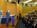 Thủ tướng kêu gọi du học sinh Việt tại Singapore về nước khởi nghiệp